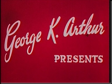 Short Vision-George K Arthur Presents