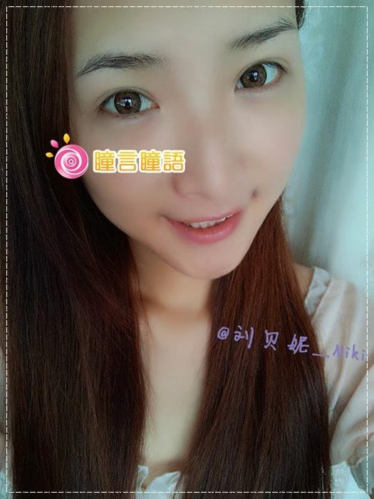 韓國GEO隱形眼鏡-GEO Sparkling 火花四色咖5