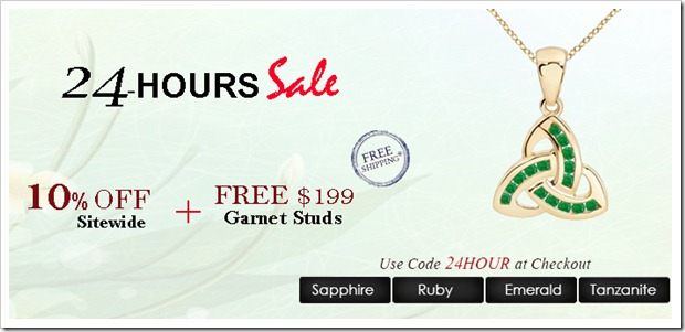 24 hours sale
