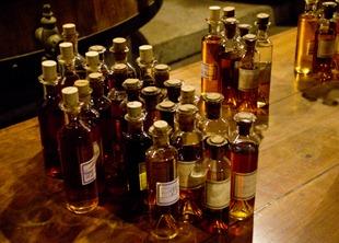 cognac-blending