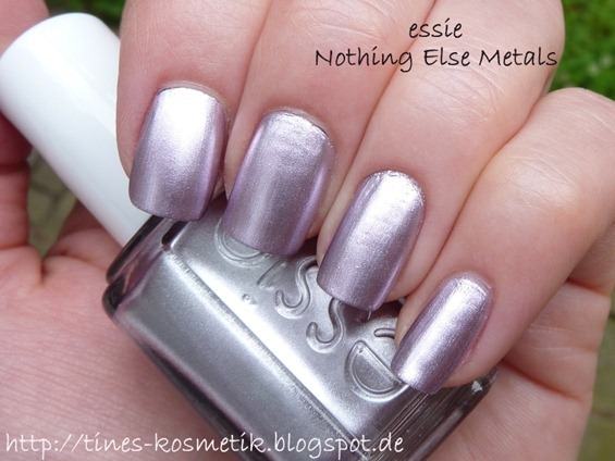 essie Nothing Else Metals 3