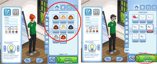 Come giocare a The Sims Social