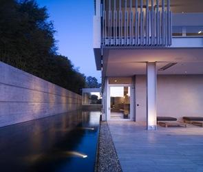 Casa minimalista Oberfeld SPF