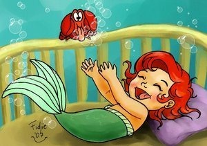 Baby-Ariel-little-disney-princesses
