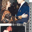 Loula with Schwarzenegger and Loula with Hillary Clinton.jpg