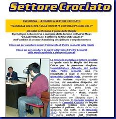 leonardi moss marzo 2010 settore crociato