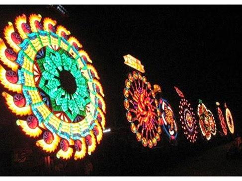 Giant Lantern San Fernando Dec 19
