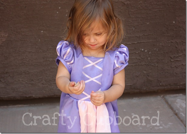 Rapunzel Dress-Up