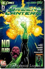 P00007 - Green Lantern #4 - Sinest