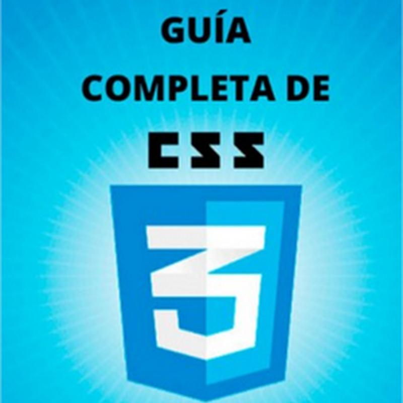 Guía completa de CSS3, un libro para descargar gratuitamente