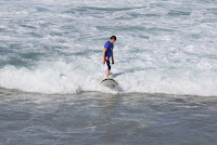 Surfing Nick
