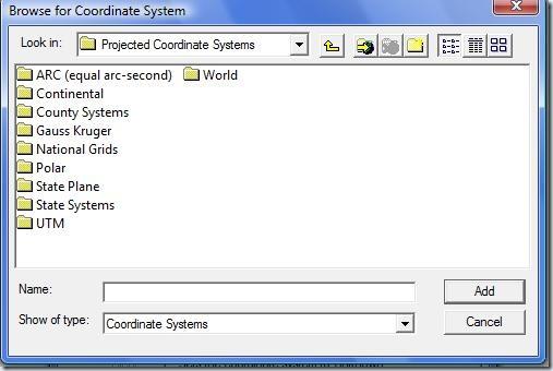 F4. Ventana de sistem coordinado proyectado