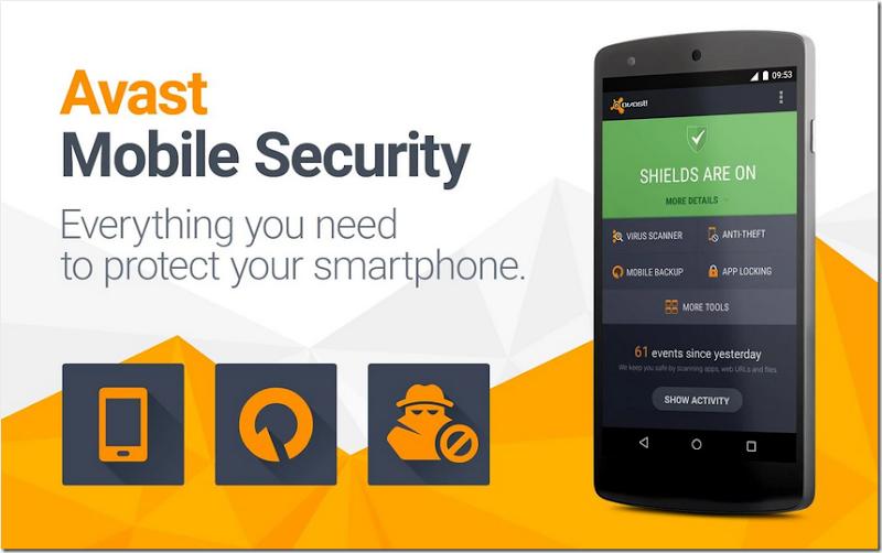 Antivirus Terbaik Untuk Ponsel Android