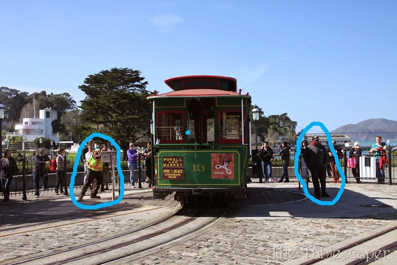 cable car circled