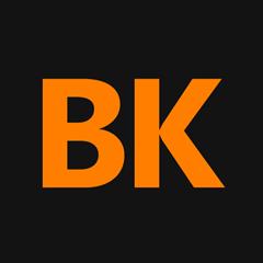 Лого ВК черн