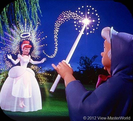 View-Master Walt Disneys Cinderella (B318), Scene 10
