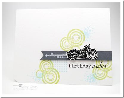 CFC51 - Birthday Wishes