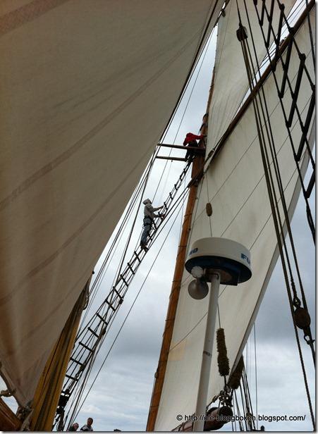 Albanus segling