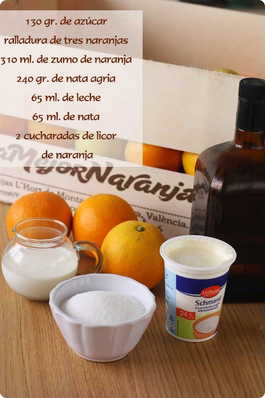 helado-de-naranja-ingredientes