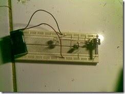 Testing Alarm LDR