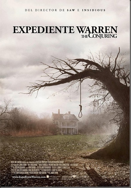 expediente warren the conjuring
