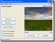 Scaricare e usare come sfondo del Desktop le immagini del National Geographic