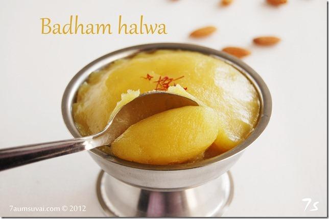 Badham halwa