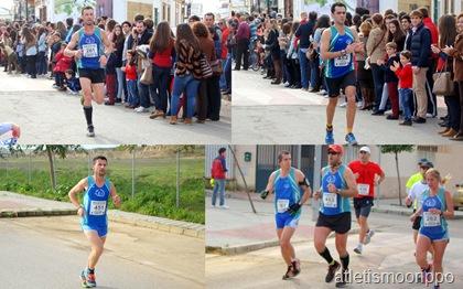 Media maraton Puebla del rio 2013