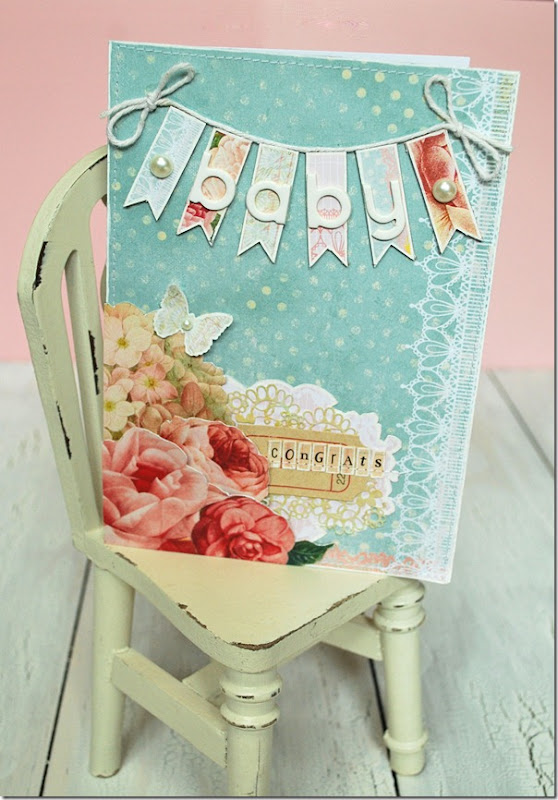 Baby Sweetness Card
