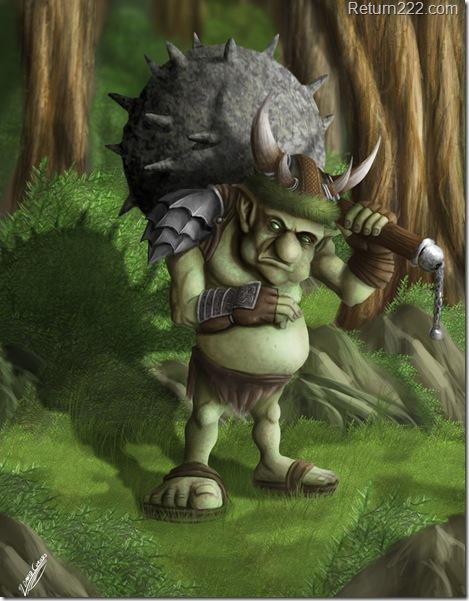troll 40