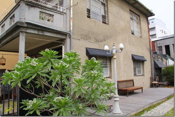 台南-鹿角枝老房子咖啡