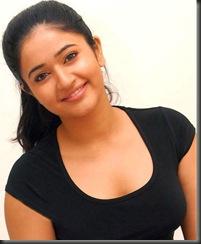 poonam bajwa in black dress