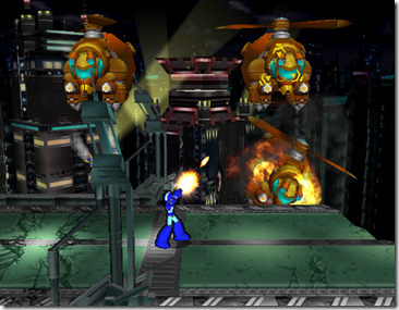 Download Megaman X7 PC Games [Full]