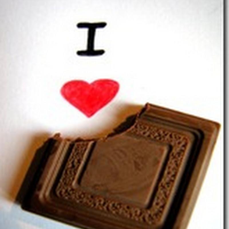 اربعة اسباب تجعلك تعشق الشوكولاتة