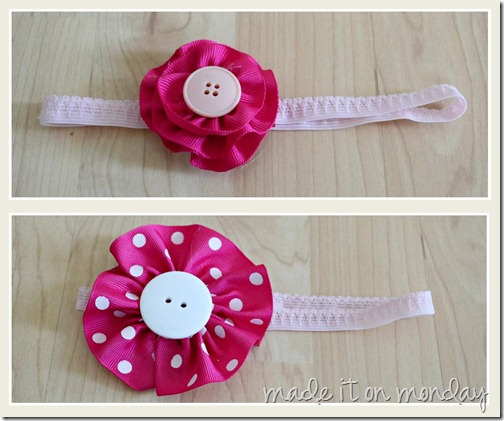 Interchangeable Headbands Set 2