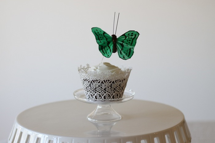 Spring Butterfly Cupcakes (1)