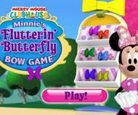 Pegar-borboletas-do-Mickey