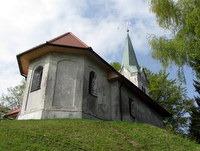 Cerkev svetega Mohorja na Osolniku