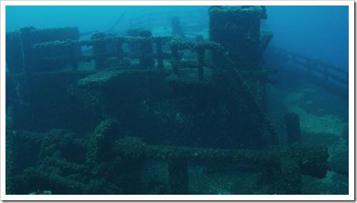 Monrovia shipwreck