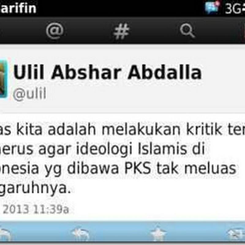 Serang PKS Lewat Twitter, Fahri Hamzah Tantang Ulil untuk Debat