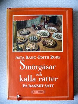 008 korr Bang Rode Smörgåsar och kalla rätter på danskt sätt Daniel Grankvist