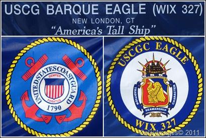eagle name collage