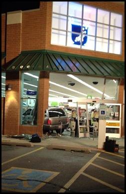 Walgreens car