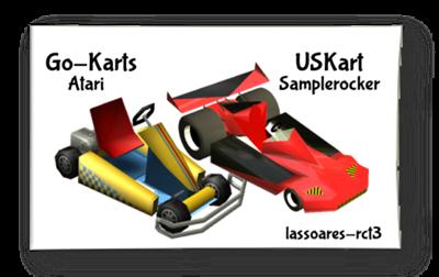 Car Ride Go-Kart (Atari) USKart (Samplerocker) lassoares=rct3