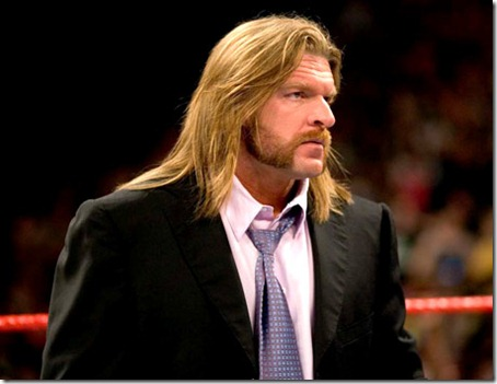 Triple H Estimated Net Worth In June 2011