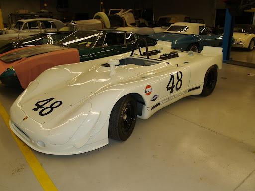 Steve McQueen Porsche 908 / 2