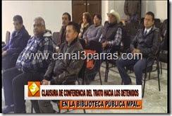 08 IMAG. CLAUSURA DE CONFERENCIA DEL TRATO HACIA LOS DETENIDOS EN LA BIBLIOTECA PUBLICA MPAL..mp4_000014214