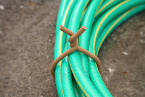 Original Soft-tie Woody Roll - hose tie