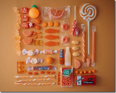 Emily Blincoe - Sugar Series - Oeange