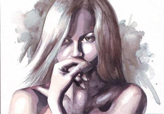 Helga McLeod portrait